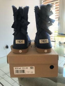 Winter Boots Women's Faux Fur Suede Mid Calf Warm Snow Fashi