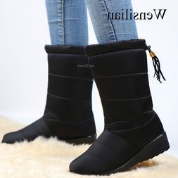 Winter Waterproof <font><b>Boots</b></font> <font><b>Women</