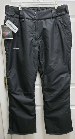 ARCTIX Women Black Ski Pants Size XL