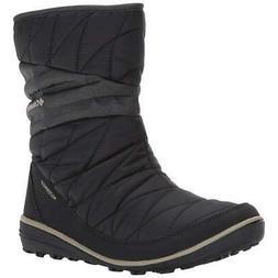 Columbia Women Boots Heavenly Slip Ii Omni-Heat Snow Boot Bl