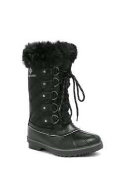 Dream Pairs Women RIVER Waterproof Knee High Mid Calf Winter