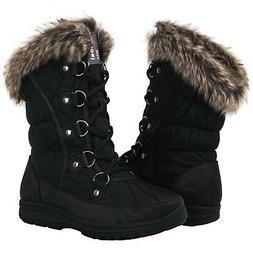 women s 1816 snow boots 8 1817black