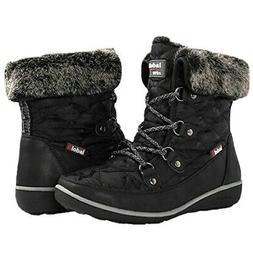 GLOBALWIN Women's 1817 Snow Boots