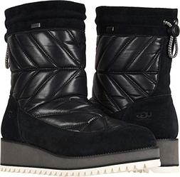 UGG Women's Beck Boot Black 8 B US B