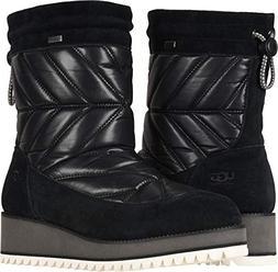 UGG Women's Beck Boot Black 8 B US B