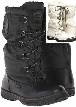 Coach Women's Boots Sage Lace Up Cold Weather Hiking Snow Mi