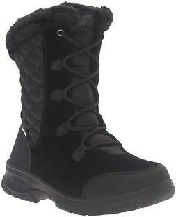 Kamik Women's Boston2 Snow Boot Black 7 M US
