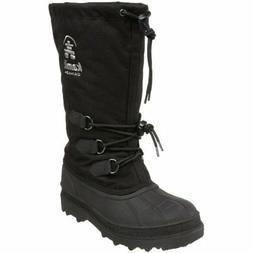 Kamik Women's Canuck Durable Waterproof Winter Boot Size 6 -