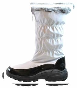 totes Women's Carmela Ruched Snow Boot, Available in Wide Wi