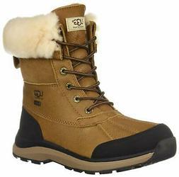 UGG Women's Chestnut Adirondack III Snow Boot - Warm, Dry, W