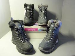 Skechers Women's D'Lites-Snow Plaza Winter Boots Style 48634