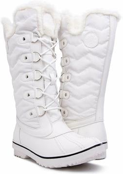 KINGSHOW Women's Globalwin 1711 Winter Snow Boots Size 6.5