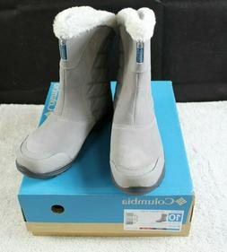 Columbia Women's Ice Maiden II Slip Winter Snow Boots Light