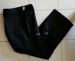Arctix Women's Insulated Snow Pants, Black, Large/Regular