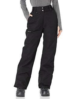 Arctix Women's Insulated Snow Pants, Black, Small/Regular