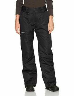 Arctix Women's Insulated Snow Pants- Black