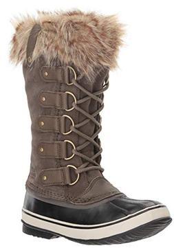 SOREL Women's Joan of Arctic Snow Boot, Major, Black, 9 M US