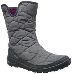 Columbia Women's Minx Slip II OH Cold Weather Boot, Shale/Da