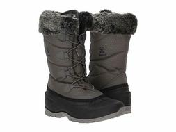 Kamik Women's Momentum 2 Insulated Waterproof Winter Lace-Up