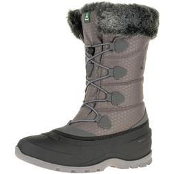 Kamik Women's Momentum 2 Waterproof Insulated Snow Boot Char