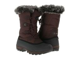 Kamik Women's Momentum Snow Boots Dark Brown