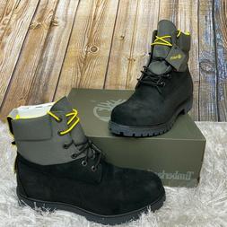 Timberland Women's Nubuck Leather Waterproof Snow Boots Wome