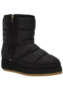 UGG Women's Ridge Snow Boots Black Size 9
