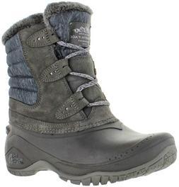 The North Face Women's SHELLIST II Grey Shorty Waterproof Sn