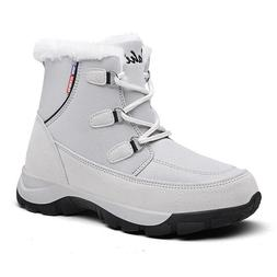 Women's Snow Boots Casual Shoes Cotton Fashion Outdoor Sneak