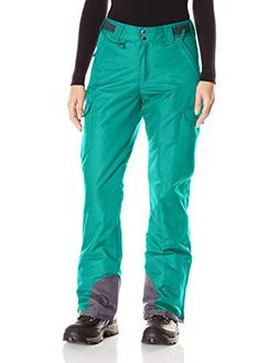 Arctix Women's Snowsport Cargo Pants, Large, Kingfisher