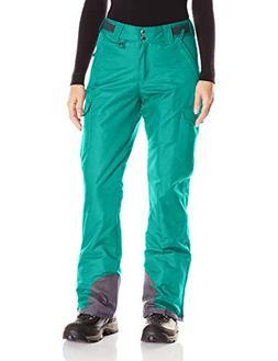 Arctix Women's Snowsport Cargo Pants, Large, Kingfisher