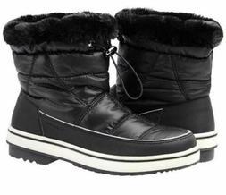 ALEADER Women's Terra Waterproof Winter Ankle Snow Boots -
