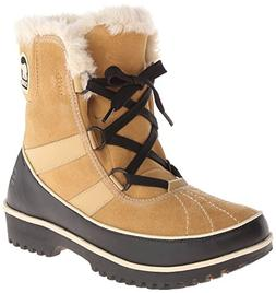 Sorel Women's Tivoli II Snow Boot, Black, 10 M US