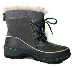 SOREL Women's Tivoli III Boot Quarry/Cloud Grey 11 B US