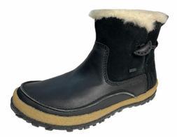 Merrell Women's Tremblant Polar Snow Leather Ankle Boots Bla