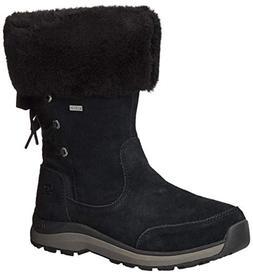 UGG Women's W Ingalls Boot Snow, Black, 10 M US