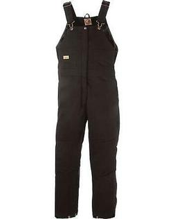 Berne Women's Washed Insulated Bib Overalls - 3X and 4X Tall