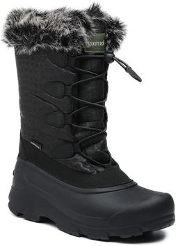 Women's Winter Boots Waterproof and Non-Slip Snow Boots for