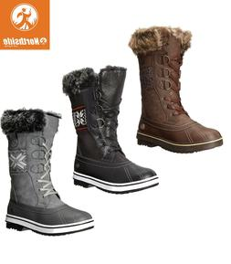Women Snow Boots Northside Bishop Water-Resistant Winter Boo