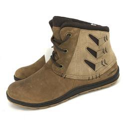 Merrell Womens Ashland Vee J02108 Brown Ankle Hiking Snow Bo