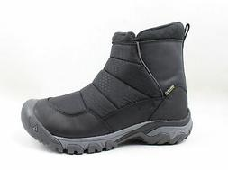 KEEN Womens Black Snow Boots Size 8.5