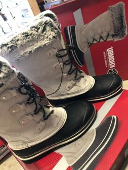 khombu womens boots Snow All Seasons Size 10