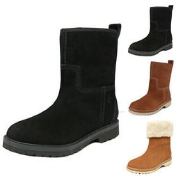Womens Timberland Chamonix Valley WP Boot Suede Walking Ankl