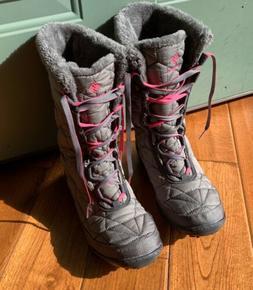 Columbia Women's Insulated Waterproof Snow Boot OMNI-HEAT/