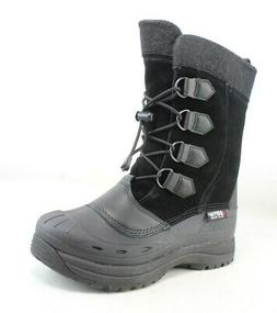 Baffin Womens Kara Black Snow Boots Size 10