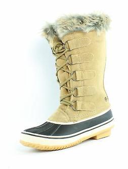 Northside Womens Kathmandu Honey Snow Boots Size 6