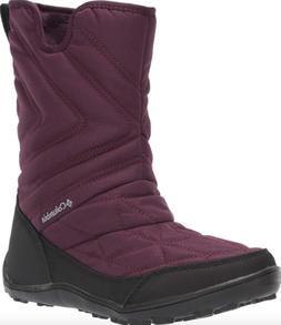 Columbia Womens Minx Slip III Winter Snow Boots size 10  Omn
