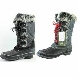 Maine Woods Womens Nicole Snow Boots