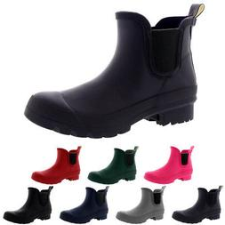 Womens Original Chelsea Winter Rubber Festival Snow Welly Ra