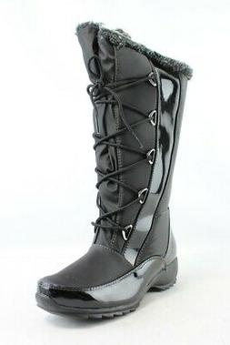 Maine Woods Womens Raptor Black Snow Boots